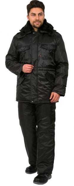 dc5830cede759b1918f46f61058fe5fe 250x624 - Костюм зимний для Охранника (брюки), черный