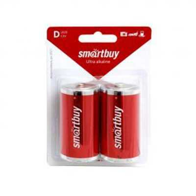 batarejka smartbuy lr20 2 12 400x400 - батарейка SMARTBUY Ultra LR20, 2/12/96