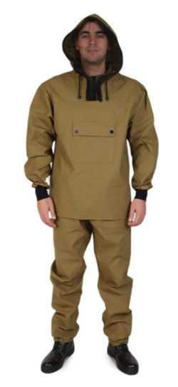 250x542 - Костюм Противоэнцефалитный,куртка/брюки, цвет хаки