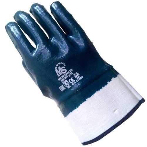 перчатки МS нитрил манипула